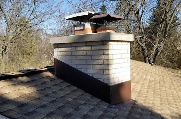 House Repair Replacement After Photo Newburg, WI